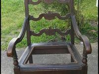 VERY RARE - Tomlinson Chair Manufacturing Co. -