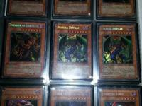 Hi all, I'm selling my entire YuGiOh Card collection.