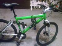 Have a nice Schwinn mtb for sale. Bought it then bought