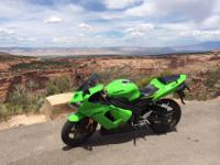 I have a 2006 Kawasaki Ninja ZX-6R 636 in excellent