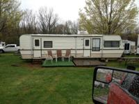 I am selling my 1988 Avalon travel trailer camper. It