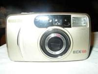 A very nice 35mm camera, works like new, comes with