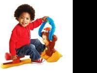 The vtech monkey moves smart seat encourages fun and