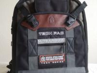 A brand new veto pro pac tool bag, never been used and