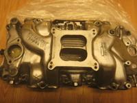 I have a aluminum hi rise intake manifold for a 427/454