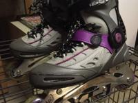 ABEC 3 Speed Bearings. Adult women's size 7. Only used