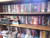 Hundreds of Titles.  Boxed Sets.  Numerous rare and