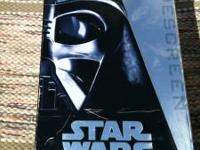 Star Wars Trilogy Special Edition VHS Tape Set - Star
