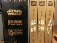 STARWARS TRILOGY SPECIAL EDITION   (Starwars, Empire