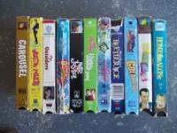 VHS Lot Sale: Comedy All 11 movies for $15: Home Alone