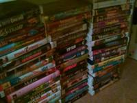 VHS Movies for Sale. Mostly Kid ones.   $50.00 takes