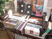 Movies, VHS, 62 total, oldies but goodies, some