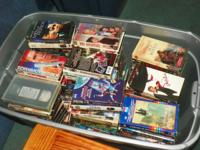 VHS Movies For Sale I have 345 VHS movies that I need