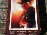 Indiana Jones Trilogy - Raiders of the Lost Ark,