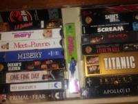 Great deals of vhs tapes for sale: Primal Fear,