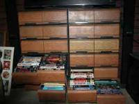 Want to sell my VHS tape collection. I have 12 storage
