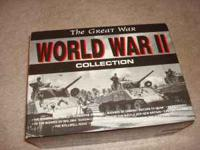 GREAT CONDITION SET OF WORLD WAR II MOVIES –
