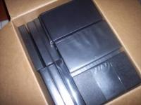 box of 43 black empty vhs boxes $20.00. call  // //]]>