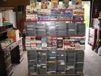 ONE TIME PRICE. WEEKEND ONLY. $400.00 FOR 2,200 TAPES,