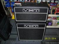 VHT Special 6 Ultra with Celestion loaded taxicab.