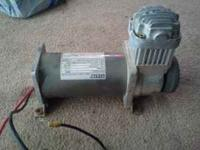Used Viair 380 air compressor for sale. Great for