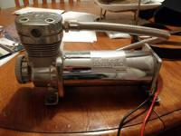 For sale is a Viair 480c compressor. Was made use of in