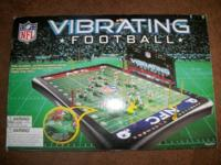 Vibrating Football 2007 Independent vibration