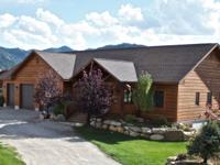 Luxurious Home on nearly 3 acres just west of Teton