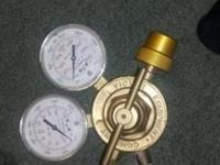 Victor SR350D Oxygen Regulator Like new $55 Call Dave