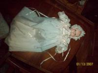 This is a cute 1987 Victoria Ashlea doll with painted