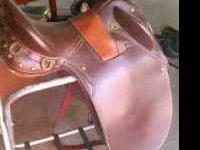 Victoria Brand, Australian saddle, great condition! 16