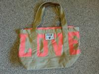 Victoria's Secret PINK tote bag - in excellent