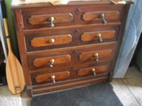 Circa 1900-1910, Vintage Antique Dresser Beautiful
