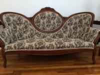 Type: Living Room Type: Sofas Beautiful Victorian style
