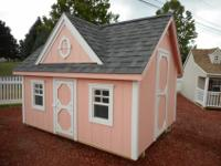 Victorian Playhouse 8x10 Serial #61347Only $2,753 plus