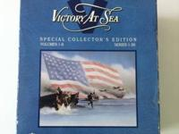 Victory at Sea Special Collectors Edition 6 Tape Set,
