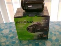 New In Box FUJI INSIGNIA 1920x1080p High Definition