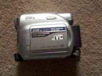 This is a miniDV video camera that has had trouble in