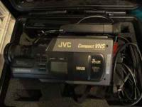 For sale is a JVC GR-65 Compact VHC-C camcorder. 8x