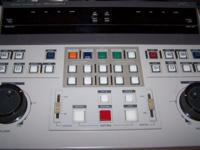 Pictured is JVC modifying control apartment RM-G81OU, a