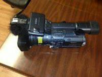 2 Sony FX1 HDV Video Cameras and 2 Sony HD 1000 HDV