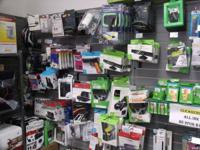 WE HAVE VIDEO GAMES ACCESSORIES FOR ALL SYSTEMS, PRICES
