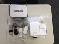 PHANTIQ Video Video game Projector. Used, in Great