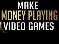 Get Paid to Play Video Games! Get Paid to Play or