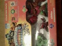 we have skylanders and 3ds game. extra figures 7.00