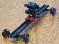 The Kamerar SD-1 is both a friction-based slider and