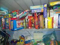 Next to New Consignment Cottage has..... Video games -
