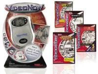 I have 4 variations of the VideoNow Players. TOY OF THE