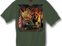Vietnam Wall T-shirt Honor our veterans with this