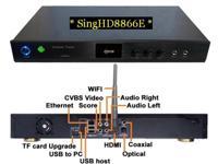 KTV-8866E Auto Volume Control Neu Co Cau Hoi goi